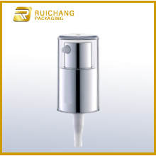 Aluminium cosmetic lotion pump