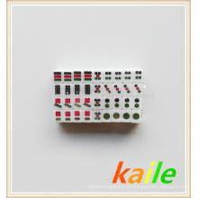 Mahjong verde