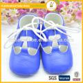 Мода летние туфли новый стиль дешевый baby pu кожаная обувь