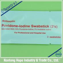 одноразовая стерильная раствор йода swabstick