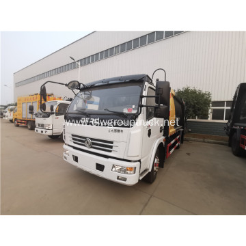 DFAC compression refuse collector compact garbage trucks
