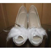 Nouveau style de mode chaussures à talons hauts de mariage (HCY02-1671)