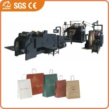 Полностью автоматическая бумажная сумка с футляром (WFD430)