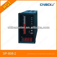 SP-808-2 Controlador de temperatura de visualización de columna luminosa