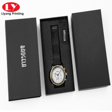 top and based paper watch box