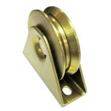Poulie trapézoïdale, roue en acier, Al-T001