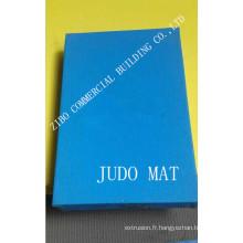 Tapis de judo de haute qualité avec 40-60mm d'épaisseur Fabricant en Chine