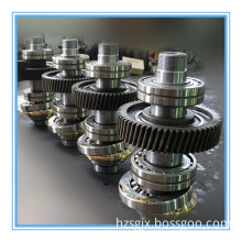 Precise Transmission Gear with Steel Material