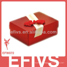 2013 Red Chinese Style Wedding Favor Box made in China