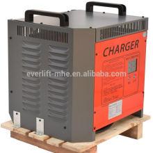 Carregador de bateria elétrico da empilhadeira do empilhador 48V do caminhão de pálete elétrico de 24V 30A