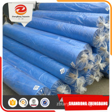 Make to Order Pe Tarpaulin woven mesh Fabric Roll Manufacturer