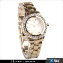 Beliebte Damen Phantasie Uhr Diamant