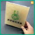 Impressão de alta resolução UV Digital Plexiglass