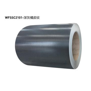 Vorlackierte Aluminiumspule