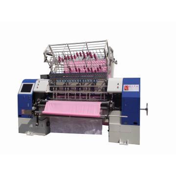 Haute vitesse navette informatisé multi-aiguille Quilting Machine (YXS-64-3C)