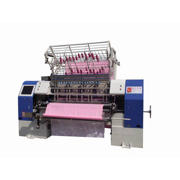 High Speed Computerized Shuttle Multi-Needle Quilting Machine (YXS-64-3C)