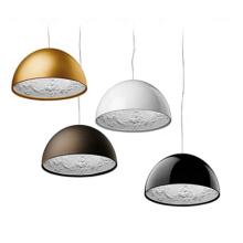 Modern Resin Black White Lamp Sky Garden Chandelier Pendant Lamp