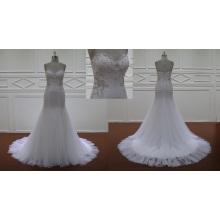 Beach robe de mariée chérie de haute qualité