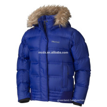 hot sale winter Girls down jacket in Blue