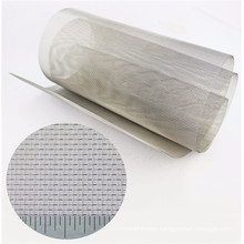 Corrosion resistant high temperature SUS330 UNS N08330 High Nickel Chrome Wire Mesh Screen