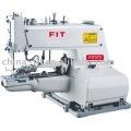 Máquina de costura Fit373 botão anexar