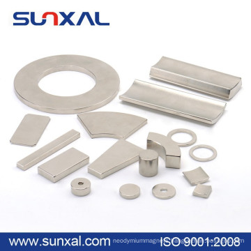 Sunxal powerful magnetic china mmm 100 mmm ndfeb magnet