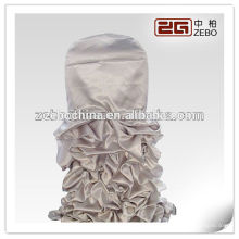 Fashionable design direct factory made custom wedding chair cover wholesale