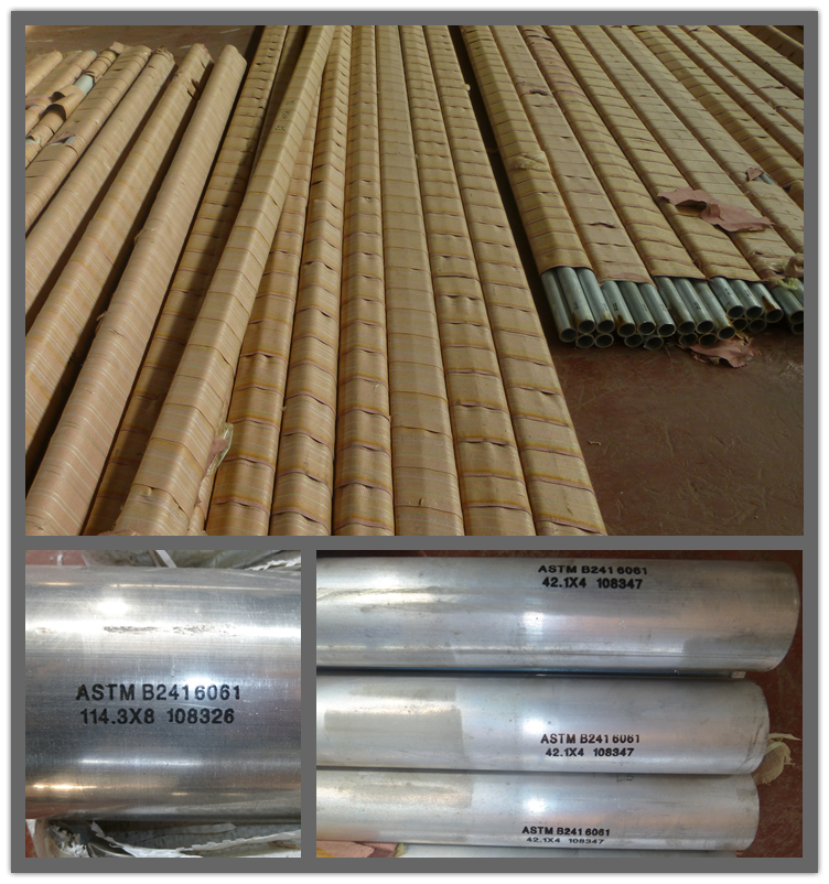 ASTM A335 P11 alloy steel tubes