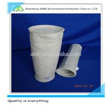 feutre de fibre de pps / tissu filtrant de pp / sacs de filtre de PPS