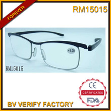Comercial garantía nuevos vidrios de lectura (RM15015)
