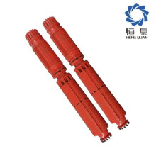 BQ Flame-proof sewage & desilting centrifugal submersible pump for mine