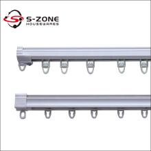 modern design bathroom curtain rail for interior decoration