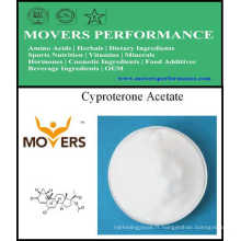 Hormones de haute qualité d'acétate de cyprotérone 99% pour le bodybuilding