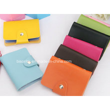Creative Design Businss Card Holder, Colorful Card Case Holder