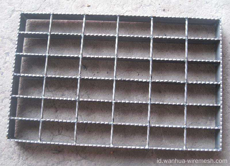 Harga Grating Steel Galvanized Dipped