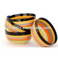 bol de nouilles en porcelaine émaillée colorée
