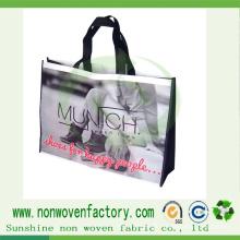 Umweltfreundliche pp. Nicht gesponnene Einkaufstaschen