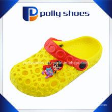 Coloridos de moda cómoda bebé zapatillas de interior