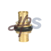 brass fire hose fitting