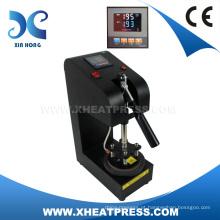 Placa de cerâmica manual manual de calor Sublimação Press Machine Plain Press Machine Hot Foil Stamping Machine