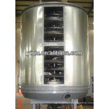 Secadora de placas continua para productos farmacéuticos / secadora de bandejas