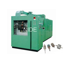 High Efficiency Armature Varnish Trickling Drying Oven Machine
