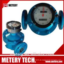 Ovalgetriebe Diesel Durchflussmesser Durchflussmesser MT100OG von METERY