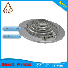 circular electric heating element