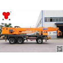 Europe style for for Small Overhead Crane 18 ton crane mobile crane truck crane supply to St. Helena Manufacturers