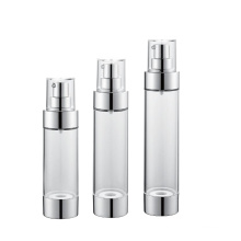 High Quality 80ml 100ml 120ml Airless Lotion Bottle for Cosmetic Packaging