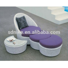 2014 latest design +outdoor/living room sofa furniture+poly rattan furniture