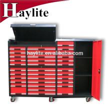 armarios de almacenamiento de herramientas Caja de herramientas de metal Armarios de rodillos de almacenamiento de herramientas