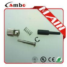 FTTH SC / APC Conector rápido, convertidor rápido de medios de fibra óptica Conector rj45 sc