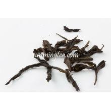 High-roasted Tie Luo Han( Iron Arhat) oolong tea leaf , Wuyi tea